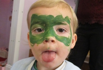 face paint friday  Photo-1