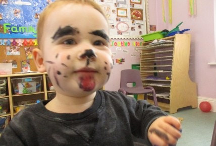 face paint friday  Photo-2