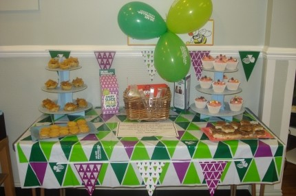 Macmillan Coffee Afternoon Success!