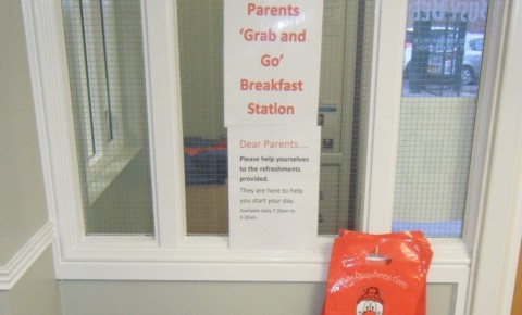Our NEW  Parent Grab and Go station is now open!! Photo-3