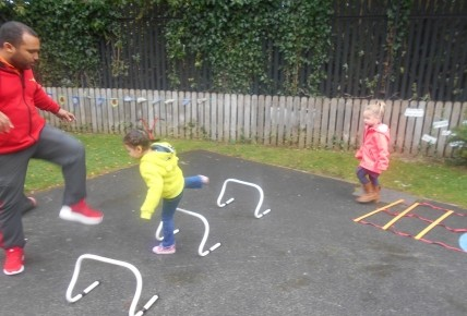 Pre-School Sports Fun Photo-4