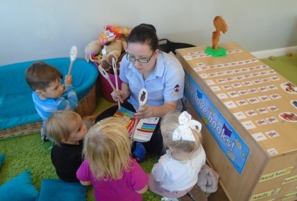 Enrolment Week 18th September 17 Toddler Room Photo-4
