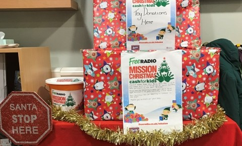 Mission Christmas - Toy donations needed Photo-2