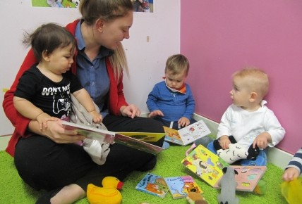 Our Busy Bees in Baby room Photo-2
