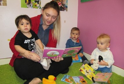 Our Busy Bees in Baby room Photo-3