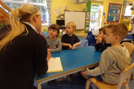 Pre-School Committee Meeting