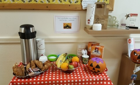 Halloween Parent Breakfast  Photo-1