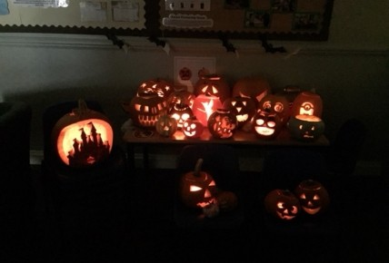 Pumpkin competition winners! Photo-1