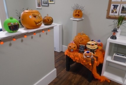 Funky Pumpkin Competition Photo-2