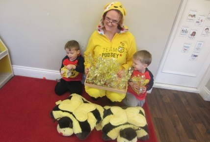 Children in Need Fundraising Photo-4