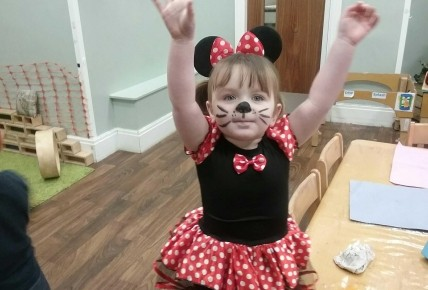 Children in Need dress up day Photo-1
