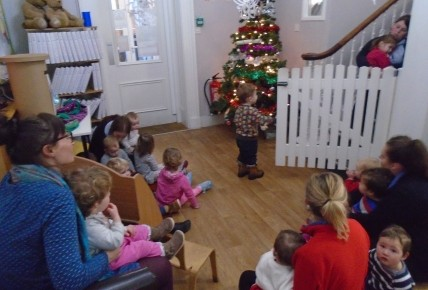 Christmas Songs round the tree Photo-1