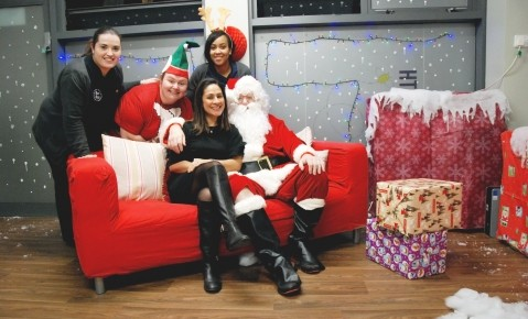Santa Grotto is READY !! Photo-2