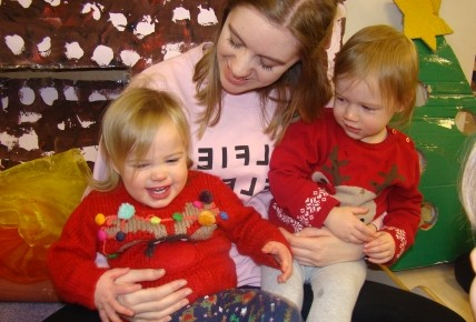 Christmas Jumper Carol Singing Photo-4