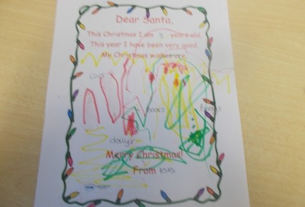 Post a letter to santa Photo-4
