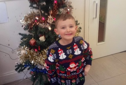 Christmas jumper Day Photo-1