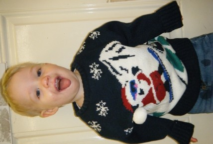 Christmas jumper Day Photo-3