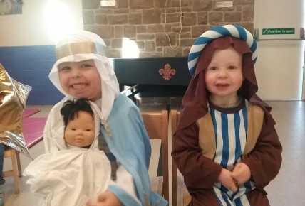 Preschool and Toddler Nativity Play Photo-3