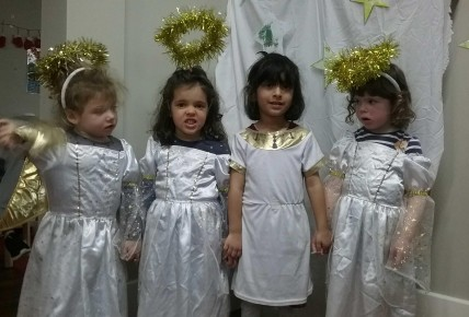 Preschool's Christmas Nativity Photo-2