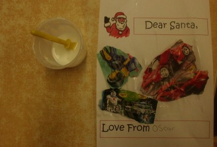 Breakfast Bags and Letters to Santa Photo-4
