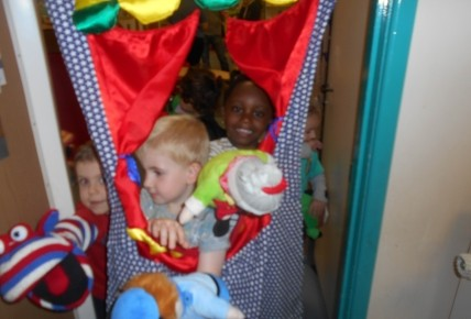 Puppet show fun Photo-3