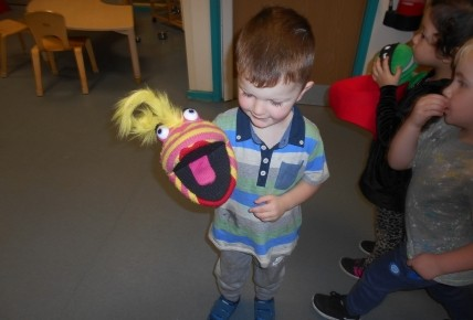 Puppet show fun Photo-4