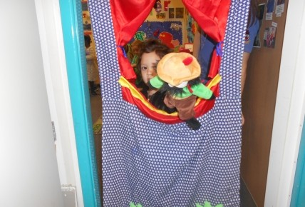 Puppet show fun Photo-5