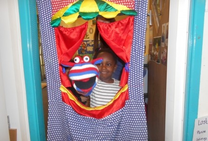 Puppet show fun Photo-6