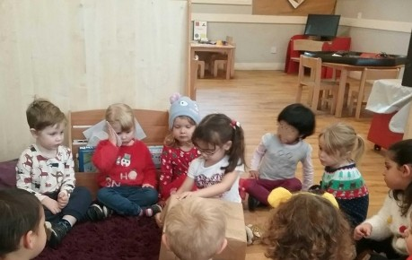 Pre-school's Christmas Eve Box Photo-1