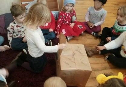 Pre-school's Christmas Eve Box Photo-3