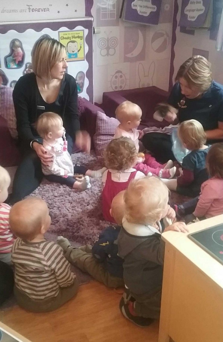 Story Telling with The Baby Bees