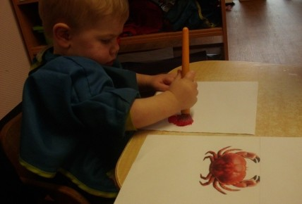 Sea Life Painting Photo-3