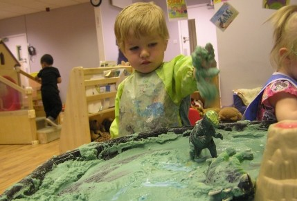 Messy Gloop Play Photo-1