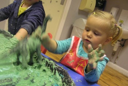 Messy Gloop Play Photo-3