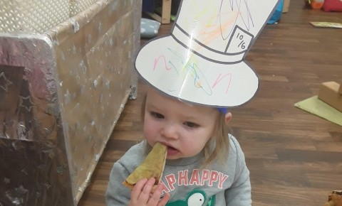 Hat Day and Our Mad Hatters Tea Party! Photo-2