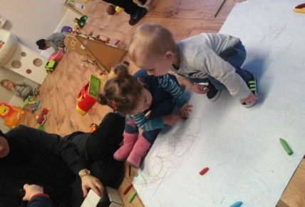 The Toddler Blog- Mark Making Photo-2