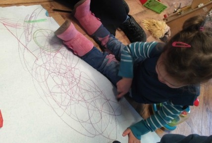 The Toddler Blog- Mark Making Photo-3