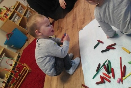 The Toddler Blog- Mark Making Photo-6