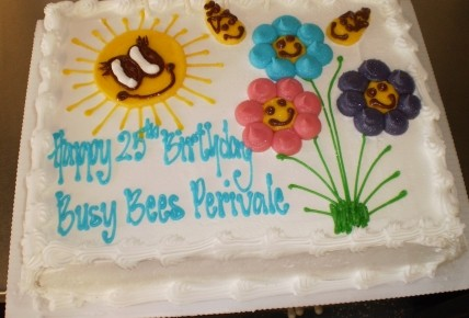 Happy 25th Birthday Perivale Busy Bees  Photo-2