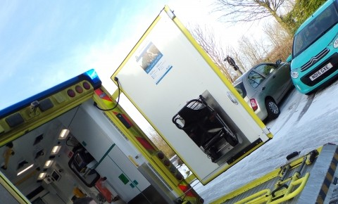 Enrolment Week - North East Ambulance Service Photo-1