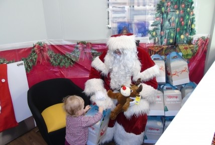 Father Christmas Photo-1
