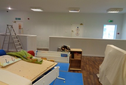 Week 2 of our Refurbishment! Photo-1