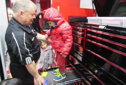 Snap on Tools visit Busy Bees Meridian Photo-4