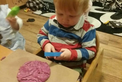 Play Dough Fun Photo-1