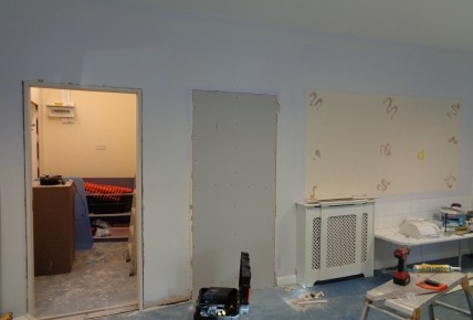 Week 3 of our Refurbishment. Photo-1