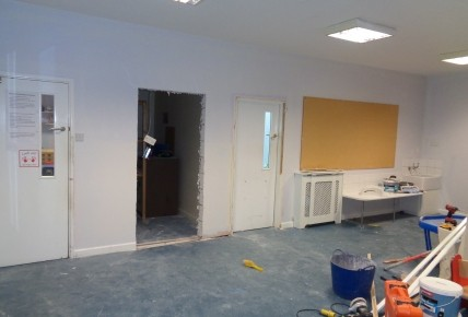 Week 3 of our Refurbishment. Photo-2