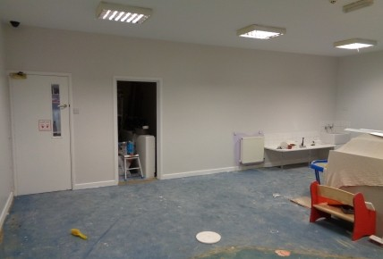 Week 3 of our Refurbishment. Photo-5