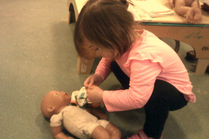 Babies Role Play