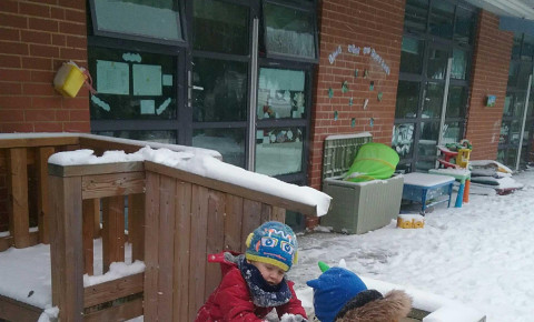 World Book Day in the snow Photo-2