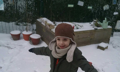 World Book Day in the snow Photo-3